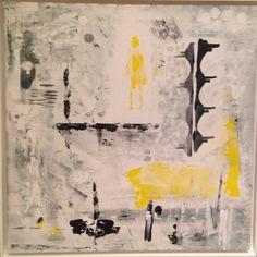 Ginel - Abstract Art   Emerging artist