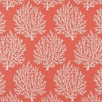 Barrier Coral from the Cushion/Furniture/Drapery Fabrics New Arrivals collection.