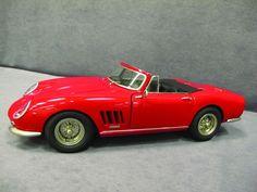 half scale car - Ferrari