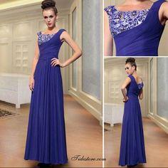 Blue dress ♥♥