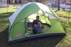 The Liberty Mountain Sports Sundome Tent. Are you ready for summer?