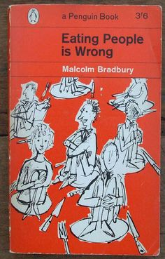 Worst/Funniest Book Titles & Covers - Eating People Is Wrong