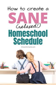 Are you having trouble coming up with a homeschool schedule that works for all the members of your family? One that helps you stay sane while also encouraging plenty of learning and family…More Preschool Schedule, Homeschool Kindergarten, How To Start Homeschooling, Homeschooling Resources, Homeschool Curriculum, Teacher Resources, Family First, Home Schooling, Learning Activities