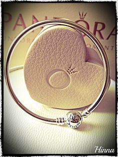 #MyPandora - The New Pandora Silver Bangle - i upgraded (spring 2013)