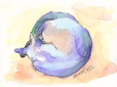 Daily Sketch: World Cat