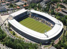 Estádio D. Afonso Henriques (Guimarães - Portugal)