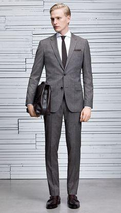 Hugo boss suits 2014 blue roli pinterest anz ge - Hochzeitsanzug hugo boss ...