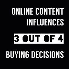 #SocialAlly Fact: Still need convincing that real content is important?#SocialMedia #ContentMarketingwww.SocialAllyUSA.com