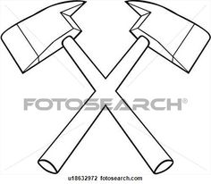 Clipart Of Fire Axe. Clipart. Free Image About Wiring Diagram ...