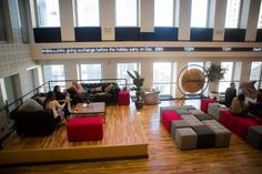Competitive environment for WeWork