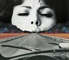Nós adoramos essa mistura da estética vintage dos anos 60′ e 70′ com composições contemporâneas no trabalho do artista belga Sammy Slabbinck. O processo de criação de sua arte é realiza…