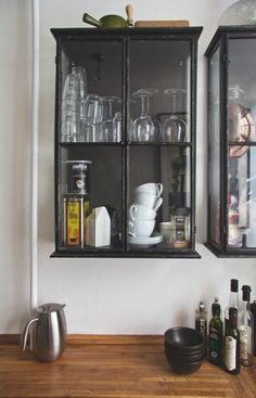Unusual Kitchen Cabinet Designs (That You May Just Fall in Love With) | A DIY kitchen, or starting from scratch on a kitchen blueprint is a great opportunity to infuse functionality and style into the materials around you. from pegboard to raw materials like wood and marble, there are plenty of texture options to set your space apart.