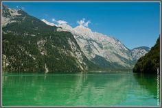Konigsee (Lago del Rey en Alemania)