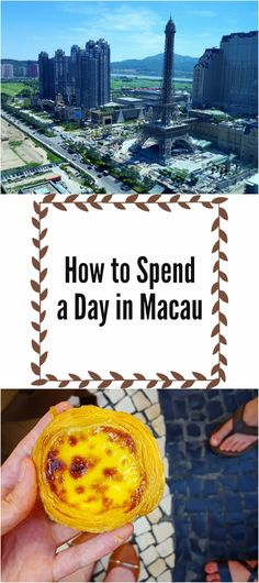 How to Spend Less than 24 Hours in Macau! Complete with where to eat and where to go! California Places To Visit, Usa Places To Visit, Best Places To Travel, Beautiful Places To Visit, Macau Travel, Asia Travel, Solo Travel, Travel Route, China Destinations
