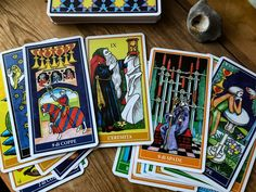 The Marseille Tarot and Lilies? A Pope in love? I'll be damned.