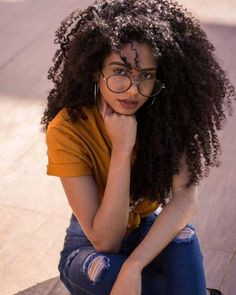 natural hair transitioning – Best Beauty images in 2019 Curly Hair Styles, Long Curly Hair, Curly Girl, Big Hair, Wavy Hair, Updo Curly, Kinky Curly Hair, Thick Hair, Afro Hairstyles