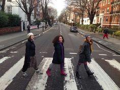 Abbey Road, tappa scontata, foto dovuta!