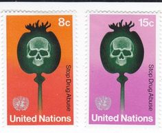 SKELETON Stamps