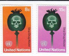 SKELETON Stamps