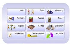 5 Siti web Nuova matematica per insegnanti ~ tecnologie didattiche e Mobile Learning