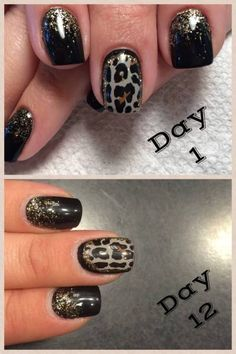 Step by Step Process for wearing Jamberry nail wraps with Gel Polish French Manicure Designs, Gel Nail Designs, Nails Design, Nail Art Diy, Cool Nail Art, Crazy Nails, My Nails, Autumn Nails, Jamberry Nail Wraps