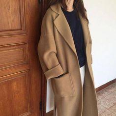 Korean Fashion – Designer Fashion Tips Mode Chic, Mode Style, Modest Fashion, Fashion Outfits, Cheap Fashion, Fasion, Fashion Women, Outfits Mujer, Korean Fashion Trends