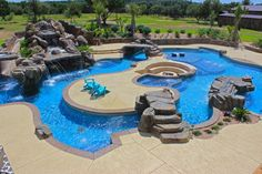 Incroyable Vanishing Edge, Freeform And Geometric Swimming Pool Designs By Cody Pools,  A Pool Builder In Austin, Dallas/Ft.