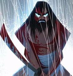 First promo art from Genndy Tartakovsky's new Samurai Jack revival