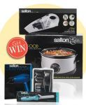 Win One of Three Salton Hampers Worth Hampers, Competition, January, Gadgets, Decor, Decoration, Decorating, Baskets, Dekoration