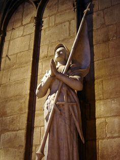 Joan of Arc: Notre Dame