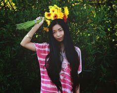 honey & silk: Flower Girl