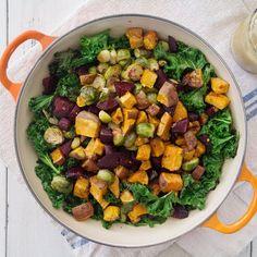 Οι πιο δροσερές σαλάτες για το καλοκαίρι ? κουζινα › αφιερώματα    ELLE