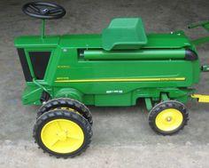 pedal tractor - Google'da Ara