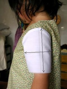 That´s what I need! Instructions for Sleeves!!!! many kinds of Sleeves