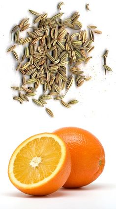 DIY: orange & fennel skin toner