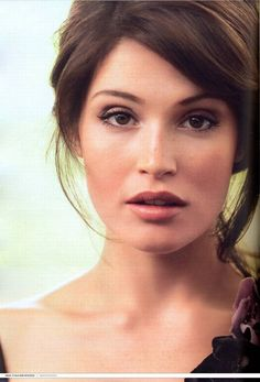 Gemma Arterton.  Sexiest woman on Earth.