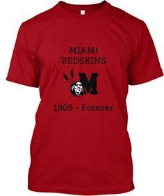 Limited-Edition Miami Ohio Redskins Tee | Teespring