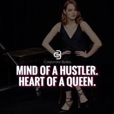 Inspirational work hard quotes : Mind of a hustler, heart of a queen - Work Quotes Boss Lady Quotes, Babe Quotes, Badass Quotes, Queen Quotes, Woman Quotes, Attitude Quotes, Hard Work Quotes, Work Hard, Corporate Bytes