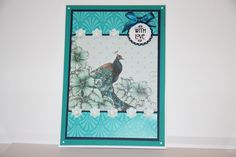 Card created by Debbie Moran using Craftwork Cards Nouveau Vogue Collection Craftwork Cards, Venetian, Card Making, Vogue, Paper Crafts, Kids Rugs, Craft Ideas, Create, How To Make