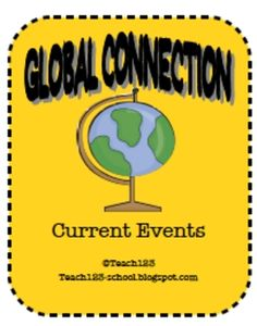 From TEACH123 - FREE  This is a new approach to current events. The teacher chooses a country of focus for this lesson. For those of you who study ancient Egypt, Greece, or Rome this is a great way to connect reading and social studies.