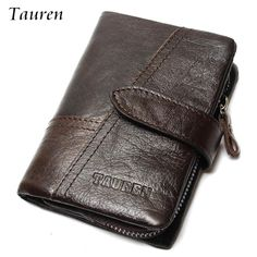 2017 New Fashion Small Retro Vintage Cowhide Genuine Leather Wallet Multinational Card Holders Coin Purse Women Short  Walelts