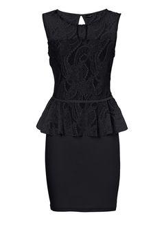 50965fbd464c Čipkované šaty Romantické čipkované • 27.99 € • bonprix