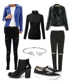 """""""Exo - Call Me Baby"""" by clemerina ❤ liked on Polyvore featuring Forever 21, Doublju, Topshop, Boohoo, Steve Madden, Vans, Bling Jewelry, women's clothing, women's fashion and women"""