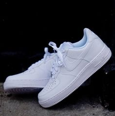 reputable site 1fd3a 4e613 nike air force 1 low white microperf 3 All White Everything  5 Must Have  White Sneakers for Summer