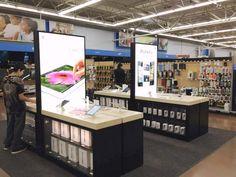 New Apple Displays Appear Inside Walmart