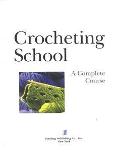 ISSUU - Crocheting school by Darling Gabella