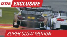 Super Slow Motion Highlights - DTM Hockenheim - Finale 2015