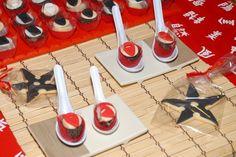 #Ninja #Ninjago #Lego #ninjastar #sweets #boutiquefestas Boutique Festas