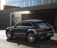 Macan S: twin-turbo 340 HP. Debuted @ the 2013 Los Angeles Auto Show. Porsche Macan Turbo, Porsche Gt3, Macan S, Auto Motor Sport, Porsche Models, Ferdinand Porsche, Compact Suv, Turbo S, Cars