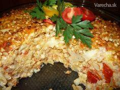 Pohánkový nákyp Quinoa, Grains, Food And Drink, Rice, Meat, Chicken, Recipes, Bulgur, Korn